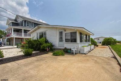 Somers Point Single Family Home For Sale: 7 Point Dr
