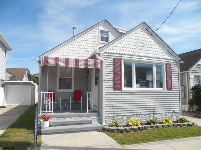 Margate Single Family Home For Sale: 5 N Douglas Ave