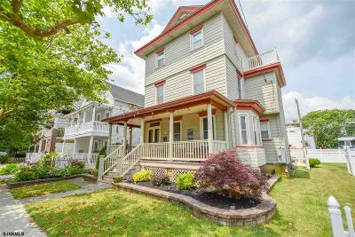 Ocean City Single Family Home For Sale: 632 Central Ave