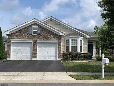Galloway Township Single Family Home For Sale: 1 Fulham
