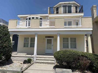 Ventnor Single Family Home For Sale: 6811 Atlantic Ave