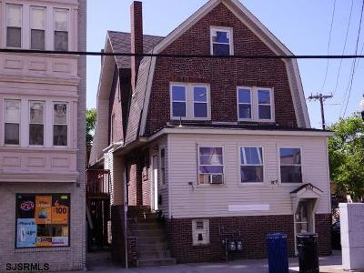Atlantic City Multi Family Home For Sale: 3822 Ventnor Ave