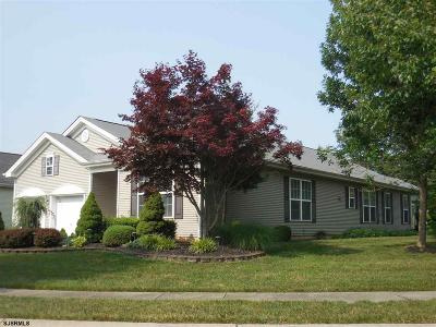 Galloway Township Single Family Home For Sale: 18 Manchester Street