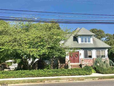 Linwood Single Family Home For Sale: 717 Shore Road
