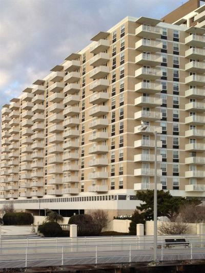 Atlantic City Condo/Townhouse For Sale: 101 S Plaza Place #1206