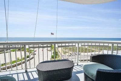 Atlantic City Condo/Townhouse For Sale: 3101 Boardwalk #705 Twr2