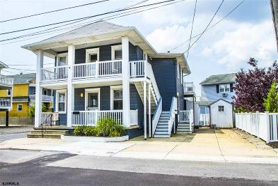 Ocean City Condo/Townhouse For Sale: 10 W 11th St #1