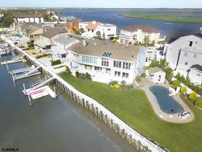 Ocean City Single Family Home For Sale: 1 Coral Ln
