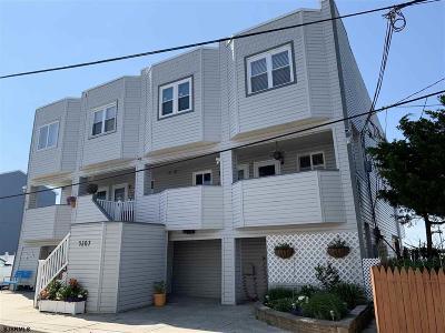 Ventnor Condo/Townhouse For Sale: 5207 Winchester Ave #D
