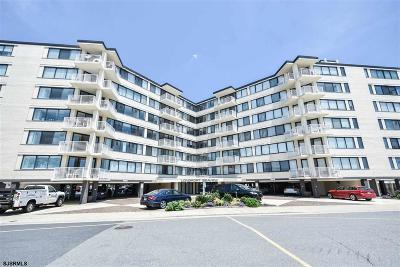 Longport Condo/Townhouse For Sale: 111 S 16th Ave Ave #412