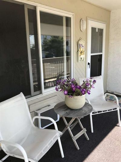 Brigantine Condo/Townhouse For Sale: 203 E Brigantine Ave #207