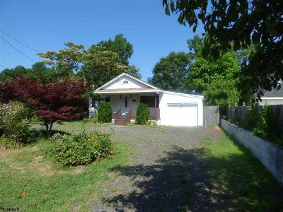 Northfield Single Family Home For Sale: 317 New Road