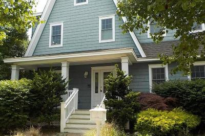 Ocean City Single Family Home For Sale: 8 E Dundee Road
