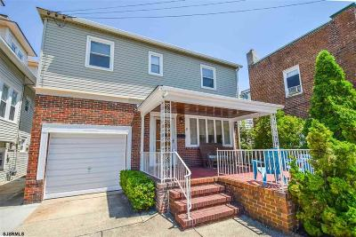 Ventnor Single Family Home For Sale: 25 S Buffalo Ave