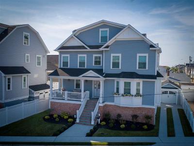 Longport Single Family Home For Sale: 3009 Devon Ave