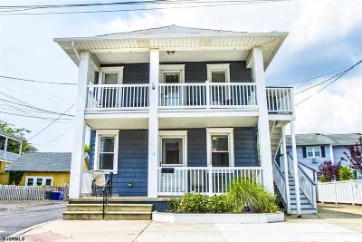 Ocean City Multi Family Home For Sale: 10-12 W 11th Street