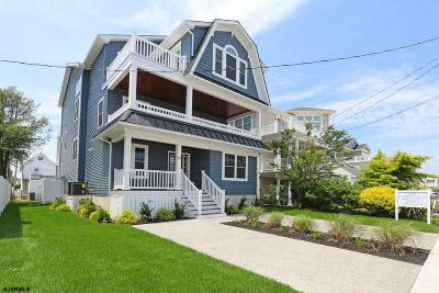 Brigantine Single Family Home For Sale: 352 35th Street