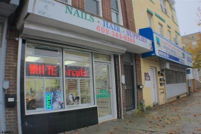 Atlantic City Multi Family Home For Sale: 4016 Ventnor Ave