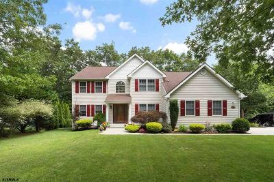 Galloway Township Single Family Home For Sale: 269 E Great Creek Road