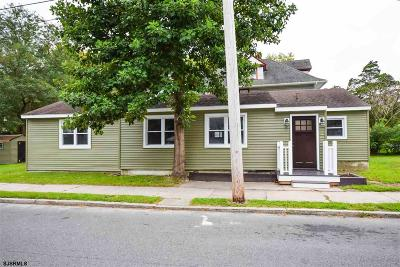 Absecon Single Family Home For Sale: 1 E Lee Ave