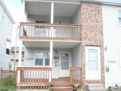 Brigantine Condo/Townhouse For Sale: 241 S 35 Street #A