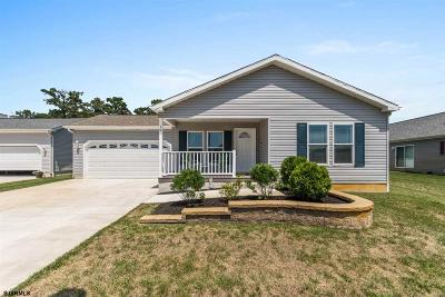 Millville Mobile/Manufactured For Sale: 19 Betsy Ross Ct Ct