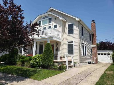Margate Single Family Home For Sale: 115 N Rumson Ave Ave