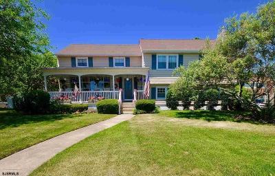 Brigantine Single Family Home For Sale: 2405 W Brigantine Ave