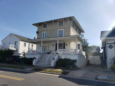 Ventnor Single Family Home For Sale: 103 S Portland Ave Ave