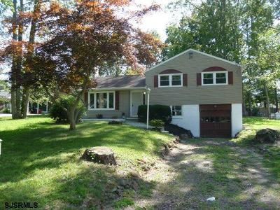 Millville Single Family Home For Sale: 11 Fairfield Ave