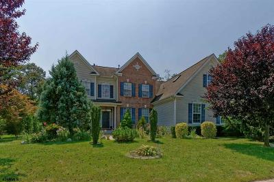 Millville Single Family Home For Sale: 31 Tomasello Dr
