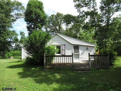 Pittsgrove Township Single Family Home For Sale: 17 Alvine