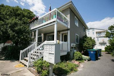 Brigantine Multi Family Home For Sale: 223 10th St N Street