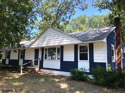 Vineland Single Family Home For Sale: 1371 N Orchard Road