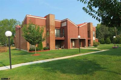 Somers Point Condo/Townhouse For Sale: 11 Shore Road #3A