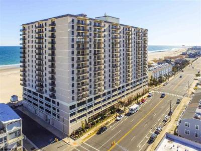 Atlantic City Condo/Townhouse For Sale: 9600 Atlantic Ave #1511