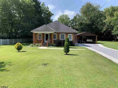 Vineland Single Family Home For Sale: 1953 Washington Ave Ave