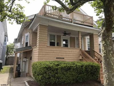 Atlantic City Multi Family Home For Sale: 40 S Harrisburg Ave