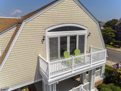 Ventnor Single Family Home For Sale: 5501 Atlantic Ave