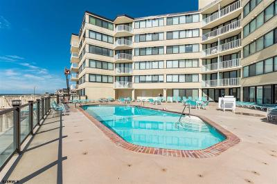 Longport Condo/Townhouse For Sale: 111 S 16th Ave # 220 #220