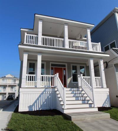 Ocean City Condo/Townhouse Undercontract-Cont Toshow: 1144 Asbury Ave #1st Floo