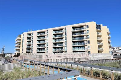 Longport Condo/Townhouse For Sale: 2700 Atlantic Ave #304