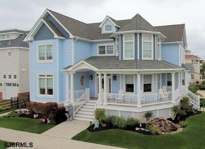 Longport Single Family Home For Sale: 3305 Monmouth Ave