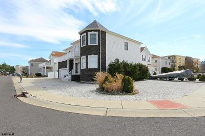 Brigantine Single Family Home For Sale: 300 Dolphin Drive