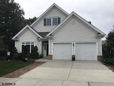 Egg Harbor Township Single Family Home For Sale: 238 Lily Road