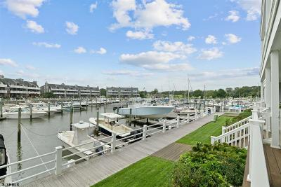 Somers Point Condo/Townhouse For Sale: 1805 Pleasant Ave Ave #1805