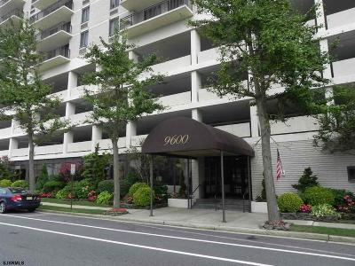 Margate Condo/Townhouse For Sale: 9600 Atlantic Ave #511