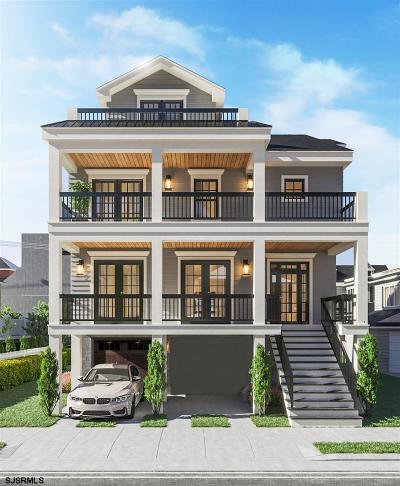 Ventnor Single Family Home For Sale: 901 N Harvard Ave