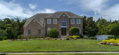 Beesleys Point Single Family Home For Sale: 9 Cedar Hollow Ct