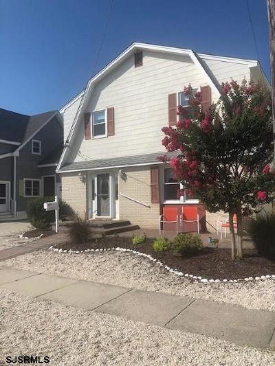 Stone Harbor Single Family Home For Sale: 234 111th St Street